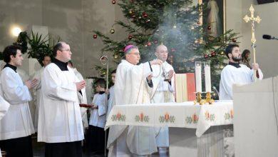 Photo of Католичките верници го слават Божик
