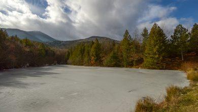 Photo of Замрзна Ротинско Езеро
