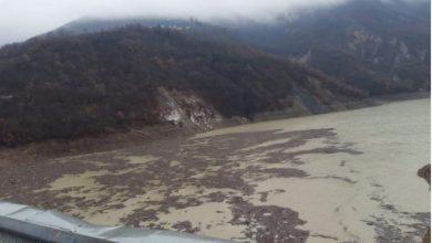 """Photo of """"Острови"""" од пластичен отпад се појавија на Дебарското Езеро"""