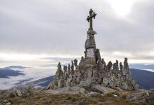 Photo of Симеон Стојковски-човекот кој со свои раце направи светилиште на врв на Бушова Планина