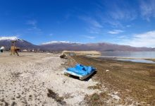 Photo of Водостојот на Преспанското Езеро зголемен за еден сантиметар