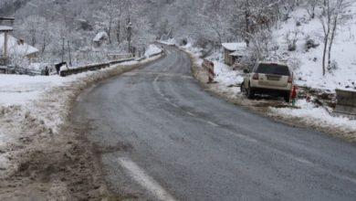 Photo of Сообраќајот умерен, снег на повисоките места и во реони јужните и западните делови на земјата