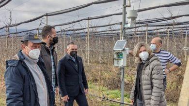Photo of Преспанските земјоделци преку агрометеоролошка станица ќе се информираат за повеќе параметри