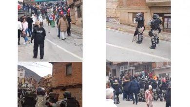 Photo of Полицијата го растура карневалот во Вевчани