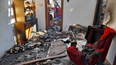 Photo of Во пожар изгоре домот на Веловски од селото Цапари