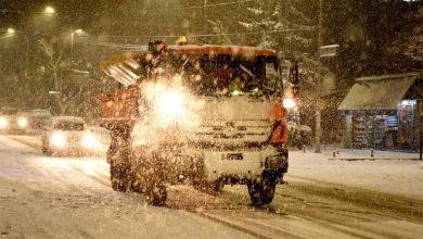 Photo of На патниот правец Битола – Ресен задолжителна употреба на зимска опрема за тешки моторни возила
