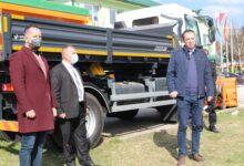 Photo of Во Демир Хисар нова механизација за зимско одржување на патиштата