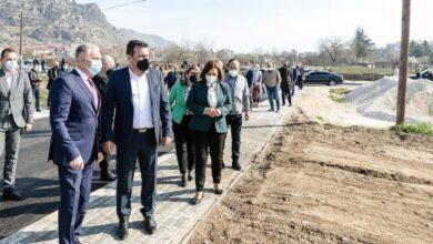 Photo of Заев, Шахпаска, Филипче и Бочварски биле до Прилеп и Битола со хеликоптер на МВР за да не лета празен